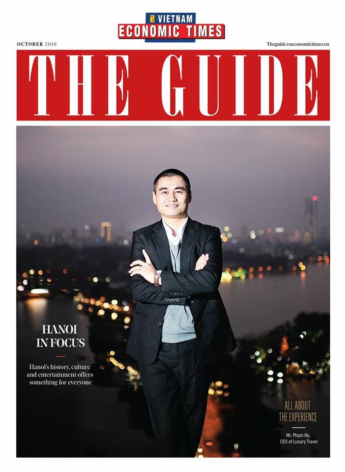 Pham Ha, président du groupe Lux,
