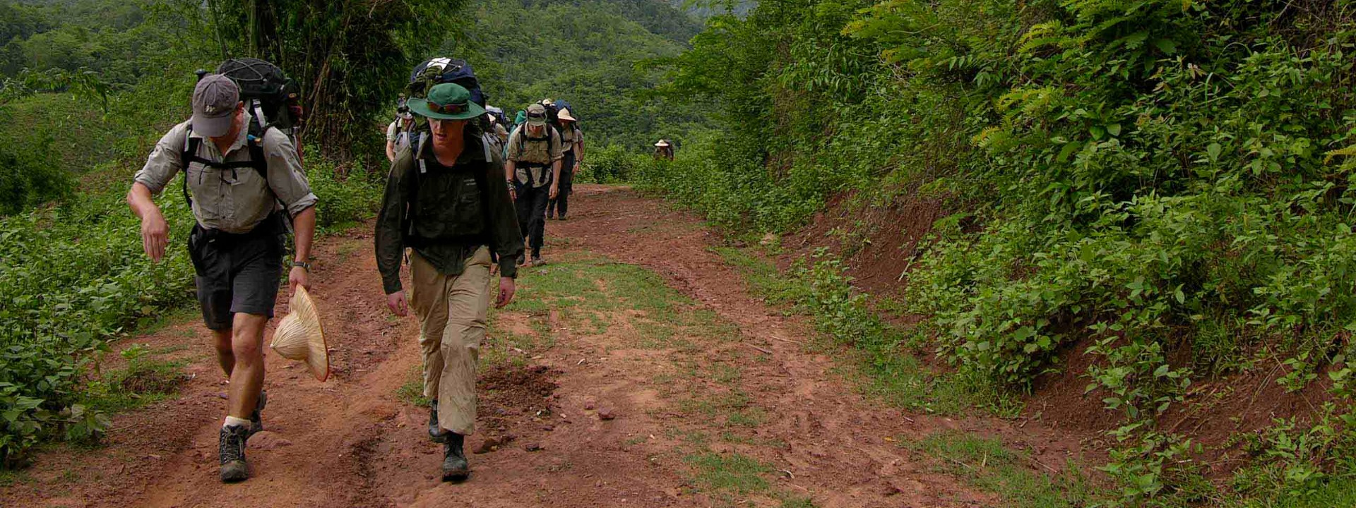 Hard Trek Cao Bang 15 jours